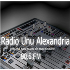 Radio Unu Alexandria Romania, Alexandria