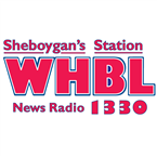 WHBL 1330 AM USA, Sheboygan