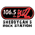 The Buzz 106.5 FM USA, Sheboygan