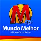 Rádio Mundo Melhor FM 87.9 FM Brazil, Mogi Guacu