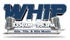 WHIP Radio 1350 AM United States of America, Mooresville