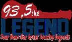 93.5 The Legend 93.5 FM United States of America, Jackson