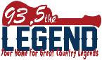 93.5 The Legend 93.5 FM USA, Jackson