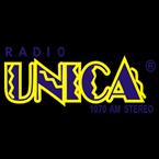 Radio Unica 1070 AM Honduras, San Pedro Sula