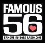 Famous 56 Boss Radio United States of America