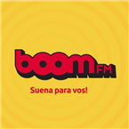 BOOM FM 101.3 FM Argentina, Córdoba
