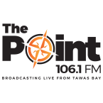 The Point WTZM 106.1 FM United States of America, Tawas City