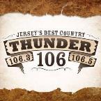Thunder 106 106.3 FM USA, Eatontown