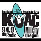 KYAC-LP 94.9 FM USA, Mill City