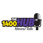 WHUB Newstalk 107.7 and 1400 The Hub 1400 AM USA, Cookeville