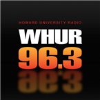 WHUR-FM 96.3 FM USA, Washington