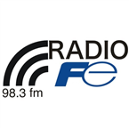 Radio Fe bonita 98.3 FM Mexico, Aguascalientes