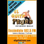 La Dura 102.5 FM Dominican Republic, Santo Domingo