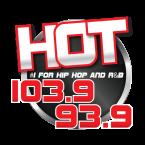 Hot 103.9 93.9 FM 103.9 FM United States of America, Columbia