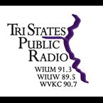 Tri States Public Radio 106.3 FM United States of America, Burlington