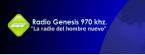 Radio Génesis 970 AM Argentina, Buenos Aires