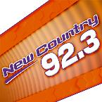 New Country 92.3 92.3 FM United States of America, St. Louis