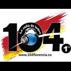 104 Florencia 104.1 FM Colombia, Florencia