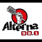 Alterna FM 98.1 FM Chile, Santiago