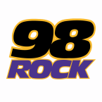 98 ROCK 97.9 FM USA, Baltimore