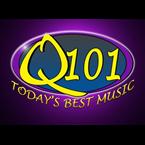 Q101 101.3 FM USA, Meridian