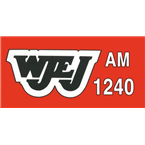 WJEJ 1240 AM United States of America, Hagerstown