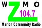 WZMO-LP 104.7 FM United States of America, Marion