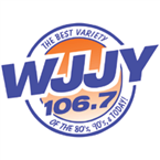 WJJY-FM 106.7 FM United States of America, Brainerd