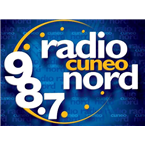 Radio Cuneo Nord 98.7 FM Italy, Piedmont