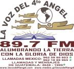 La voz Del 4to. Ángel Guatemala