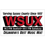 WSUX 1280 AM USA, Seaford
