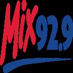 Mix 92.9 92.9 FM United States of America, Nashville