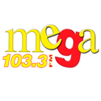Radio Mega 103.3 FM Ecuador Ecuador, Cuenca