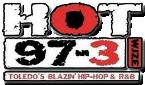 Hot 97.3 97.3 FM United States of America, Toledo