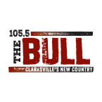 The Bull 1400 AM USA, Clarksville