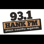 Hank FM 93.1 FM USA, Richmond