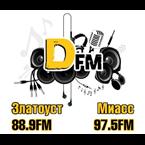 DFM Zlatoust 88.9 FM Russia