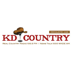 105.5 KD Country 105.5 FM USA, Roanoke-Lynchburg
