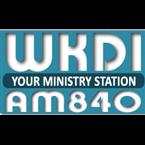 WKDI 840 AM USA, Denton