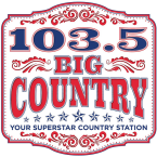 103.5 Big Country 1340 AM United States of America, Roanoke