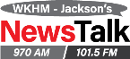 WKHM News/Talk 970 & 101.5 970 AM USA, Jackson