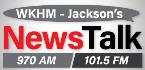 WKHM News/Talk 970 & 101.5 970 AM USA, Jackson