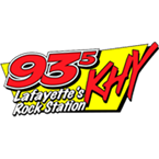 WKHY 93.5 FM United States of America, Lafayette