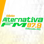 Rádio Alternativa FM (Eldorado) 87.9 FM Brazil, Campo Grande