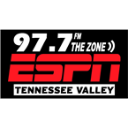 The Zone 97.7 FM USA, Huntsville