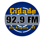 Rádio Cidade (Alto Araguaia) 740 AM Brazil, Alto Araguaia