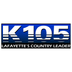 K105 105.3 FM United States of America, Lafayette