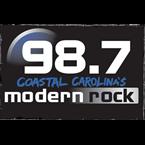 Modern Rock 98.7 98.7 FM United States of America, Wilmington
