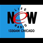 New Life Russian Radio 1330 AM USA, Chicago