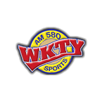 WKTY 580 AM USA, La Crosse